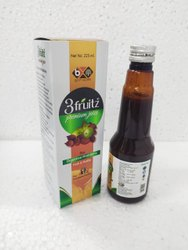3 Fruitz (Triphala) Herbal Syrup