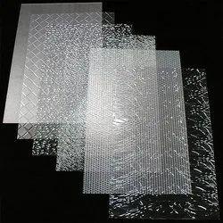 Texture Plastic Sheets