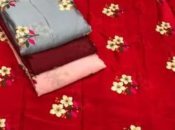 Chinon Embroidered Fabric