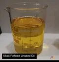 Alkali Refined Linseed Oil