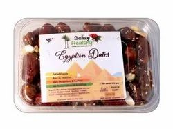 A Grade Brown 500 GM Being Healthy Egyptian Dates, Packaging Type: Box