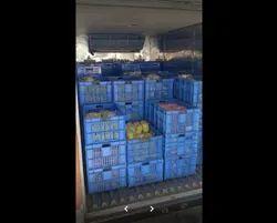 Perishable Goods Transport Service