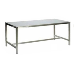SS Rectangular Work Table