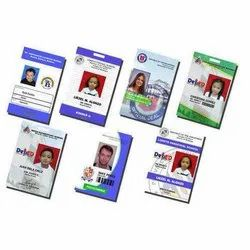 Plastic Card Printing (Voter Card/Aadhar Card/ID Card & Other Card) in Pan India