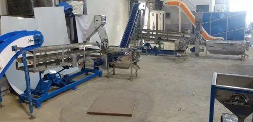 Cashew Nut Processing Machines