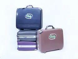 Blackberry Club Plastic Suitcase