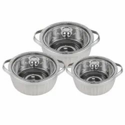 Nexa 3pcs Set (Casserole)