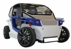 Battery Electric Lab Car