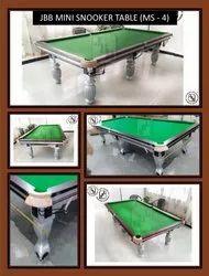 JBB Mini Snooker Table (MS-4)