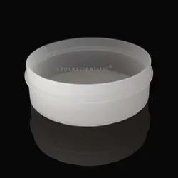 Quartz Glass Cup With Collar