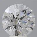 4.02ct Round Brilliant E SI2 GIA Certified Natural Diamond