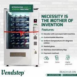 Milk And Milk Products Vending Machine