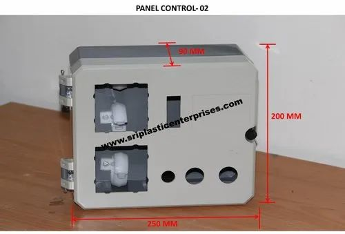 Single Phase Pump Starter Enclosures Box