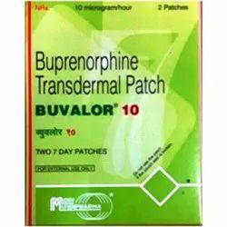 Buvalor 10mg Transdermal Patch