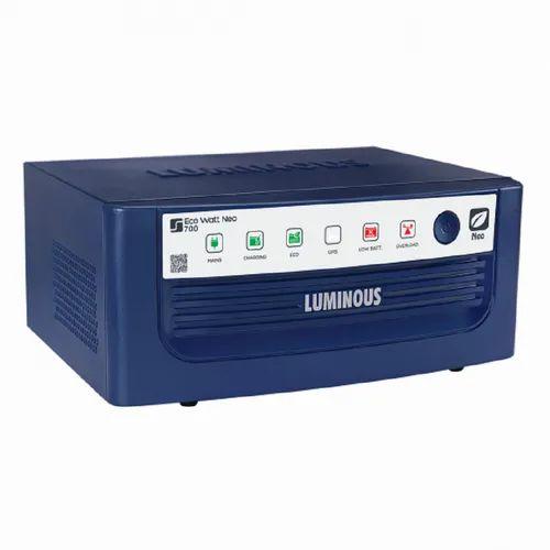 Eco Watt Neo 700 Luminous Inverter, For Home, Power Green Batteries & Auto  Accessories | ID: 23066512655