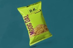 DK Bikaneri Moong Dal Namkeen, Packaging Size: 1 Kg