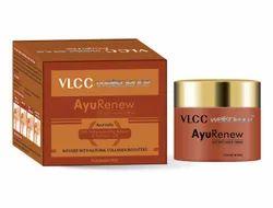 VLCC Wellscience AyuRenew Age Defy Night Cream, Packaging Size: 50 G