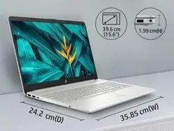 HP Notebook,15 DU3032TU, Memory Size (RAM): 8 GB, Screen Size: 15.6 LED HD
