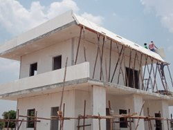Villas Wall Construction Service