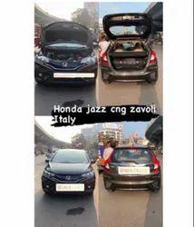 Honda Amaze CNG Kit Installation