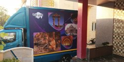 Outdoor Truck Advertising, In Ahmedabad