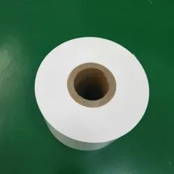 White Plain Silicone Coated Glassine Paper, For Tape, Label, GSM: 55 GSM