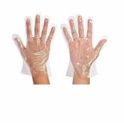 ISO Polyamide Poly Gloves, Size: Large