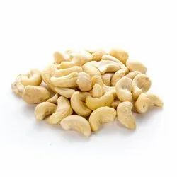 Steamed Oragnic Cashew Kernels, Packaging Size: 1 kg