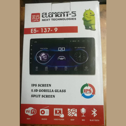 Element 5 Internet Connectivity Hyundai i20 Car Android System, Screen Size: 9 Inches