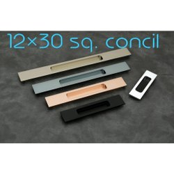 Aluminium Concil Handle