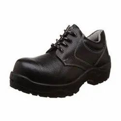 Bata Bora PU Leather Safety / Industrial Shoes