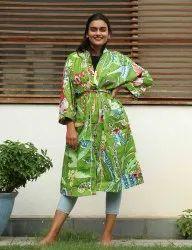 Farida Design Cotton Stylish Bathrobe