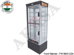 Akasa Indian Floor Standing Tower Hot Case 6shelf 180ltr