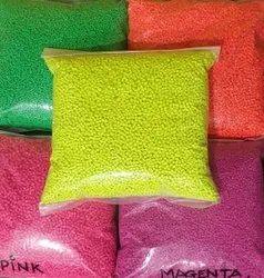 Fluorescent Plastic Masterbatch Granules