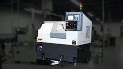Hardik 100 Series CNC Lathe Machine, Maximum Turning Length: 200 Mm, Maximum Turning Diameter: 100 Mm
