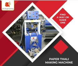Fully Automatic Hydraulic Birthday Plate Making Machine