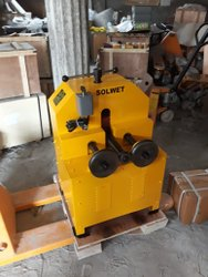 Motorized Round Pipe Bending Machine