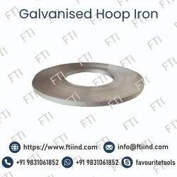GALVANISED HOOP IRON