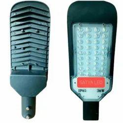 Satya Cool White LED Street Light, IP65
