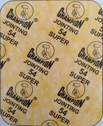 Asbestos Jointing 54 Super Metallic Sheet