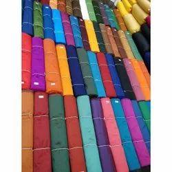 36 Inch Cotton Silk Fabric
