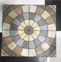 Multicolor Normal Printing Porcelain Floor Tiles, 600 Mm X 600 Mm, Thickness: 15 Mm