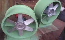 Long Case Axial Fan