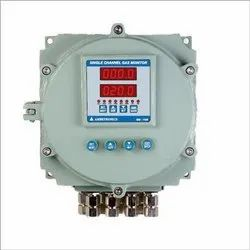 GM-1100 Series Single Channel Gas Monitor