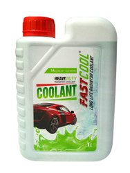 FastCool Radiator Coolants for Automotive