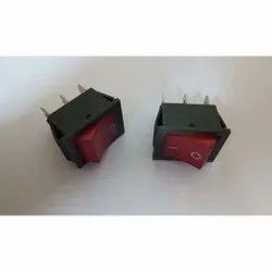 Black Main Power Switch, Switch Size: 1 Module