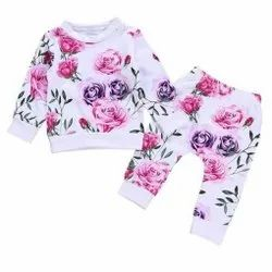 Printed Baby Outfit
