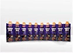 Chocolate Brown Livinda Choco Milk, Number Of Pieces: 40