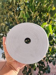 25 mm Crochet Elastic Tapes