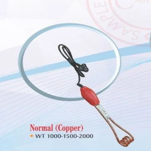 Normal Copper Immersion Rod